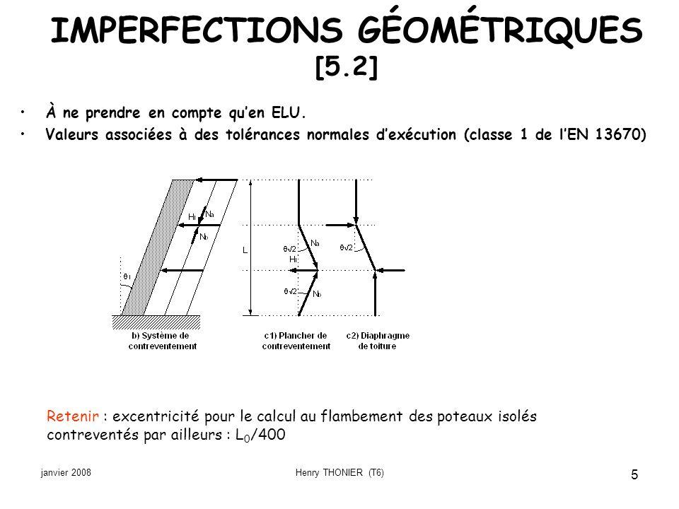 IMPERFECTIONS GÉOMÉTRIQUES [5.2]